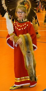 Junior girls Traditional Dance 2. místo